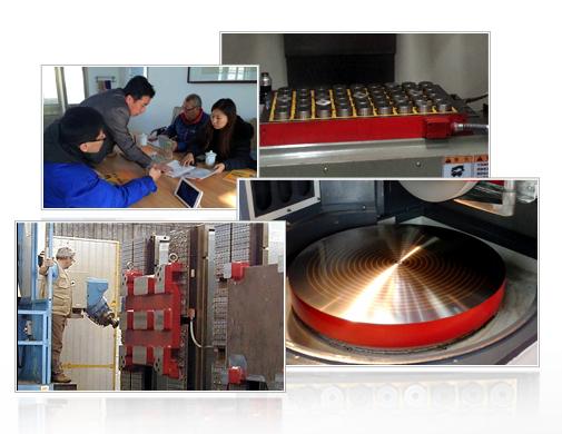 50年专业从事磁力吸盘制造,产品全面升级德国品质