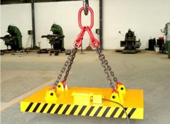 吊方坯用电永磁铁