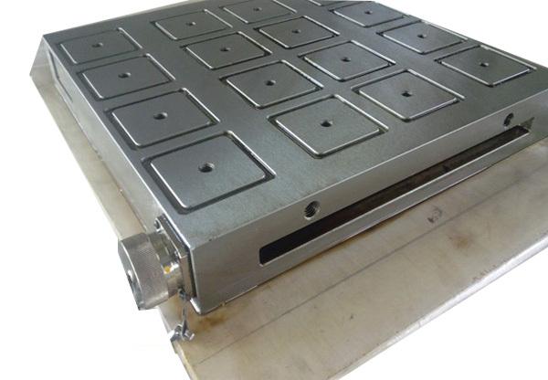全金属密封电永磁吸盘