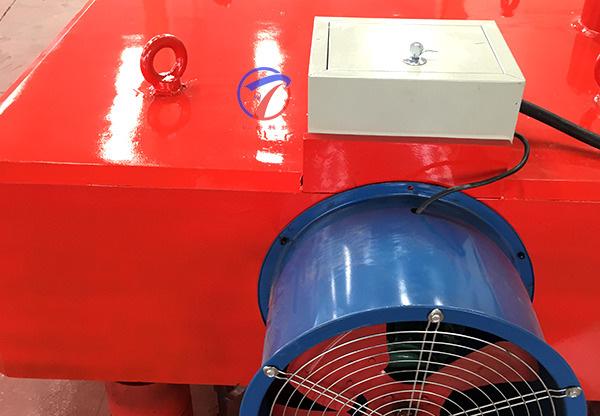 风冷悬挂式电磁除铁器